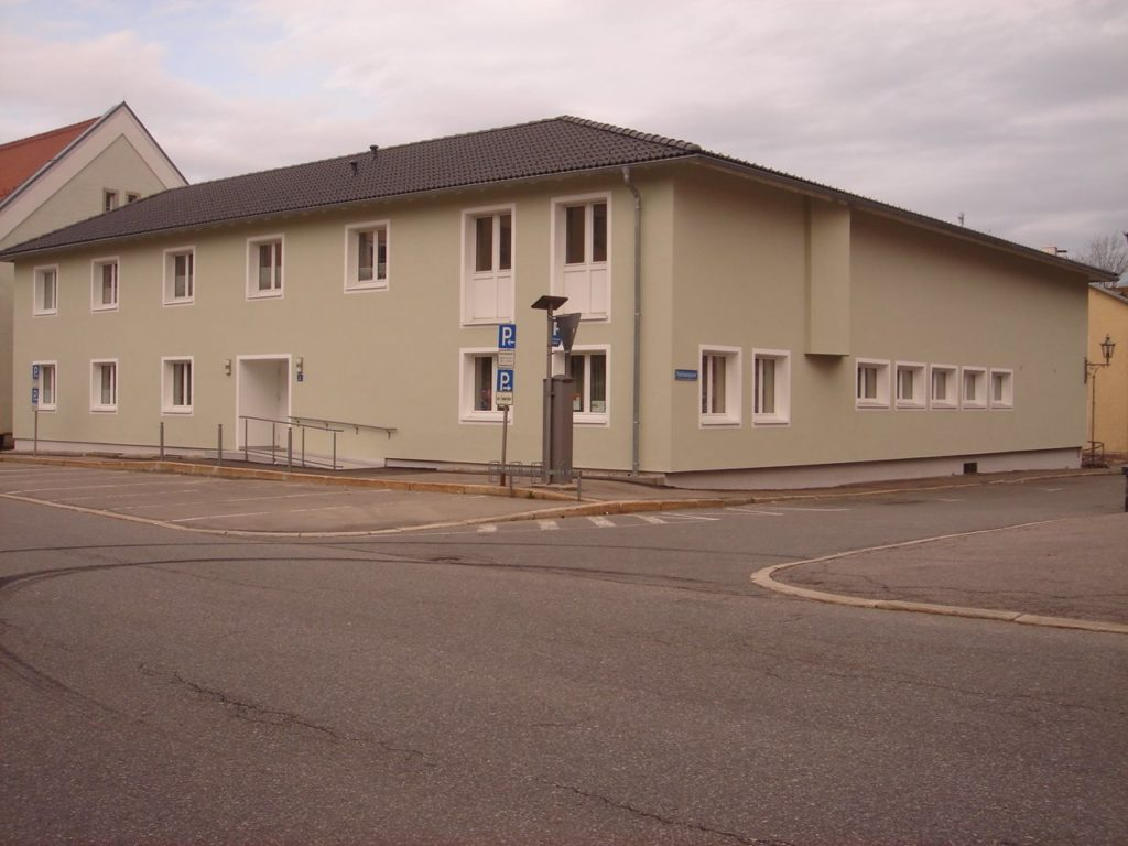 Pfarrheim Grafenau2